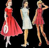 Юбки, платья