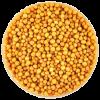 Горчицы желтой семена