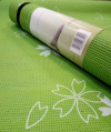Коврик для йоги Flower