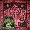 Покрывало Дерево жизни на слоне